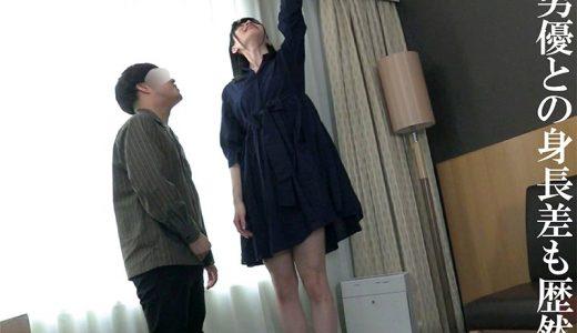 【画像】高身長女の性行為がエロすぎる